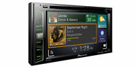 Pioneer Avh-x390bs Double 2 Din Dvd Player 6.2 Lcd Bluetooth Sirius Xm Spotify