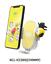 miniature 13 - Official BTS BT21 Fast Car Wireless Air Vent Mount Phone Charger +Freebie