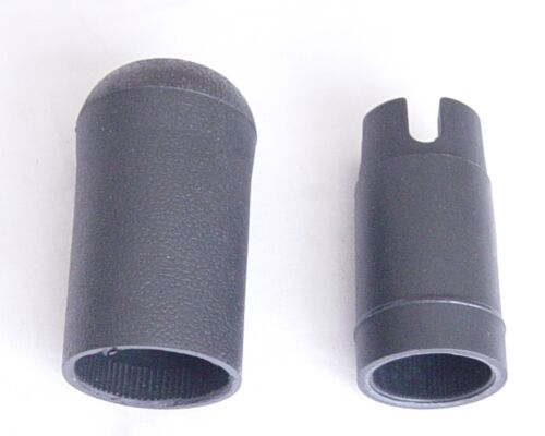 ID 22mm x OD 25-29 x L57 1 Graphite Gimbal with PVC Cap NEW Free Shipping