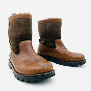 Brown 5485 Mens Beacon Leather Details Australia Size Ugg About 9 Boot MSqzpUVG