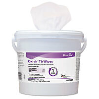 Diversey Oxivir Tb Disinfectant Wipes 6 X 7 White 60/canister 12 Canisters on Sale