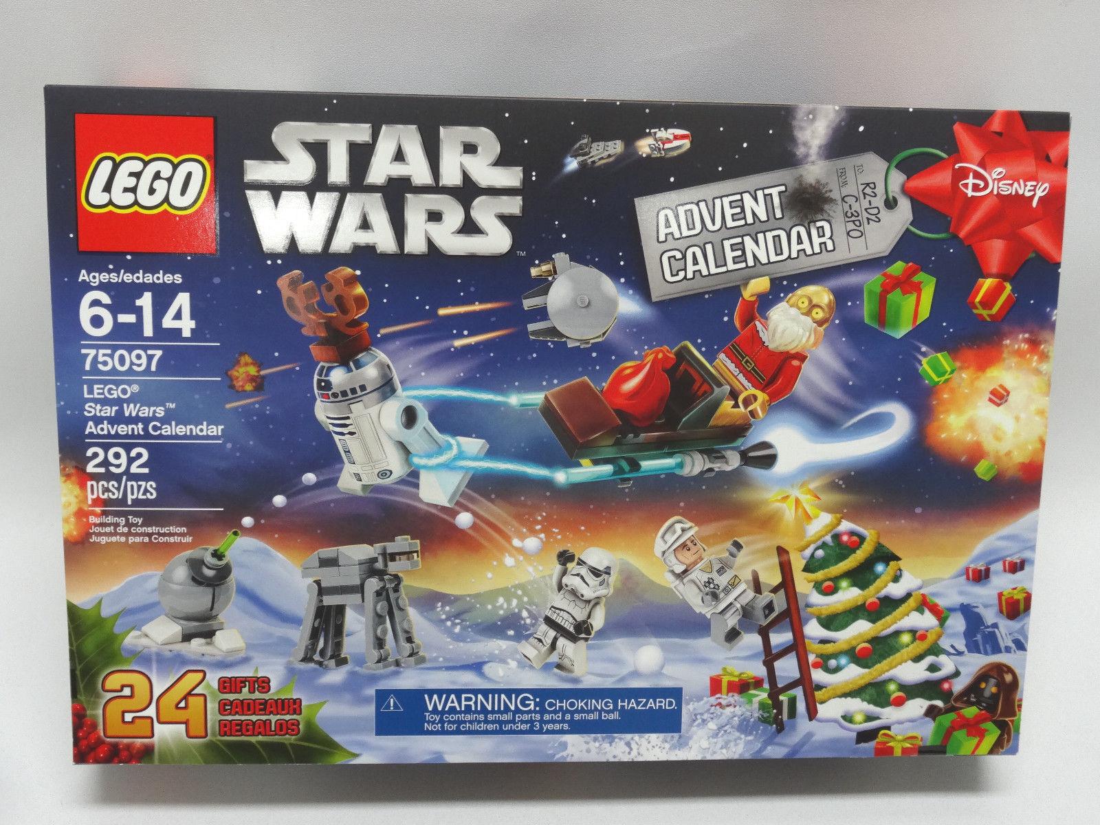 LEGO STAR WARS ADVENT CALENDAR - 2015 - NEW IN BOX - LIMITED EDITION