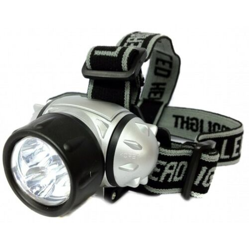 Ultra Bright Headtorch Torch Clulite 3 LED Headlight HL16