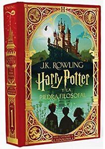 Harry Potter y la piedra filosofal (Ed. Minalima) (Spanish Edition)  J.K.Rowling