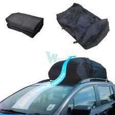 Waterproof Rooftop Cargo Carrier Roof Rack Bundle Bag 15 Cubic Feet for Car SUV