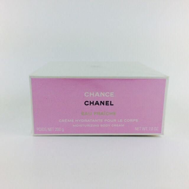 9c875d8d8 CHANEL Chance Eau Fraiche Moisturizing Body Cream 200g for sale ...