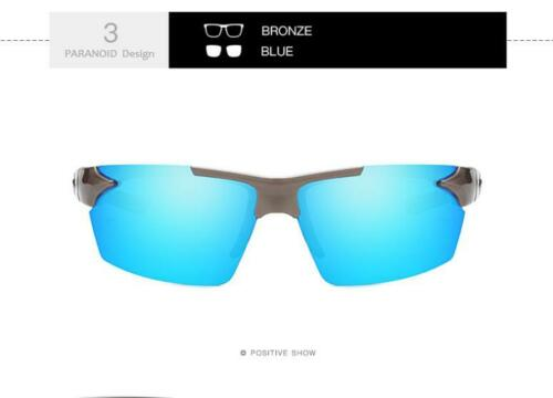 Men Women Sport Polarized Sunglasses Outdoor Riding Driving Fahsion Glasses 2019