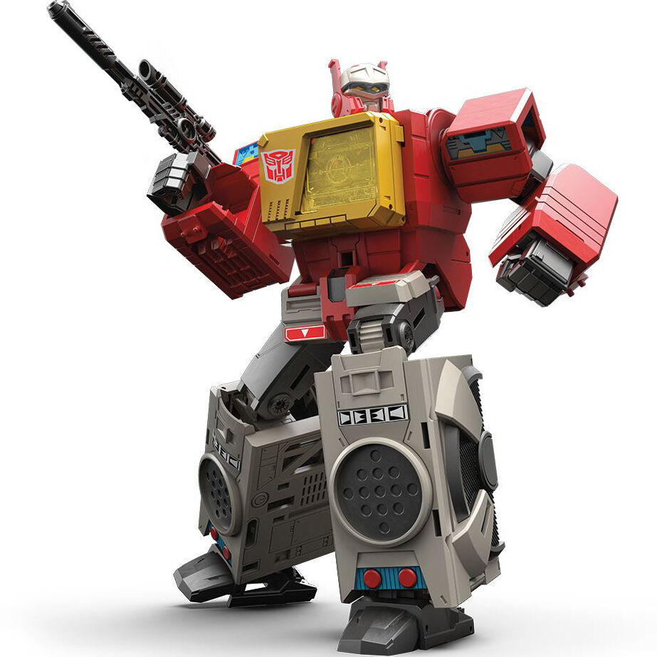 TRANSFORMERS Generations Titans Return Leader Blaster Twin Cast ACTION FIGURE