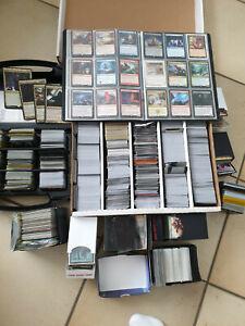 Magic the gathering - Sammlung mit über 6500 Karten (700+ Rares/Mystics)