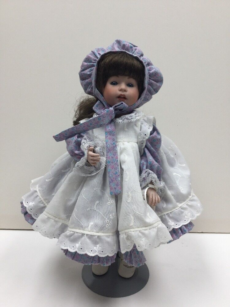 Adorable Armand Marseille Reproduction Azm By Debbie's Dolls 1990 All Porcelain