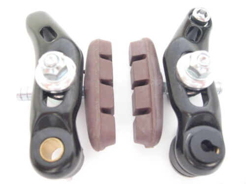 New Unbranded Alloy MTB City Bike Cantilever Brake Front Or Rear Black 1 Pair