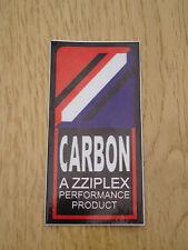 ZZIPLEX rod sticker/label/decal (fishing rod repair, re-build, refurbishment)