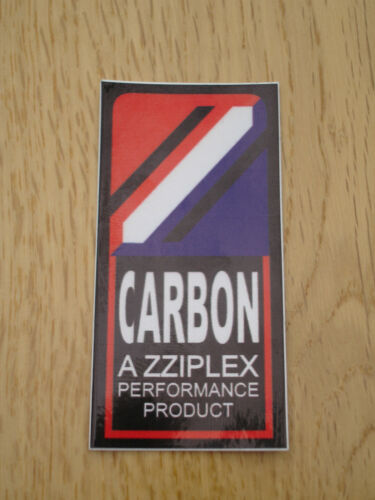 ZZIPLEX rod sticker//label//decal fishing rod repair, re-build, refurbishment