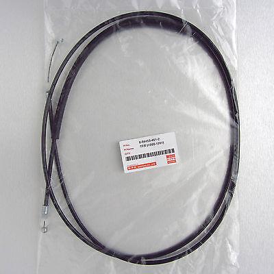 88-91 Isuzu Rodeo TF TFR Vauxhall Brava bonnet hood release cable NEW Holden