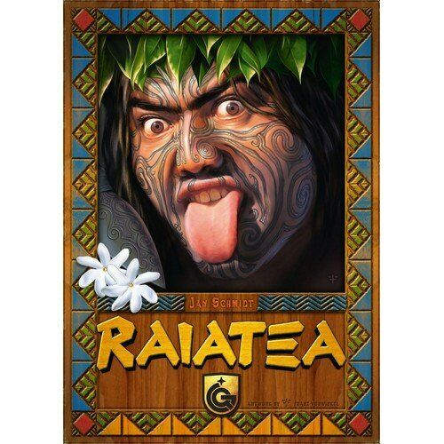 Raiatea,  Gioco da Tavolo, Nuovo by Quined giocos, Multilanguages edizione  a prezzi accessibili