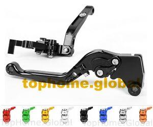 For Suzuki GSX1400 2001-2007 Extending Clutch Brake Levers CNC Extendable
