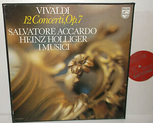 6700-100-Vivaldi-12-Concertos-Op-7-Salvatore-Accardo-Heinz-Holliger-I-Musici
