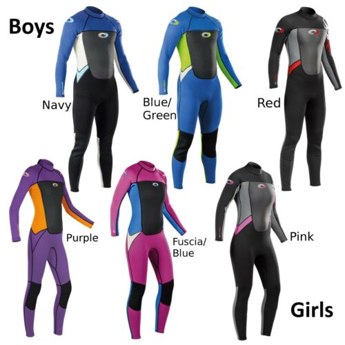 Osprey Girls Origin Purple 3 2mm Full Length Wetsuit – Surf Kayak Bodyboard  Large Short 132df5127