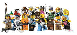 Lego-Simpsons-Series-4-8804-Complete-Set-of-16-Minifigures-Repacked