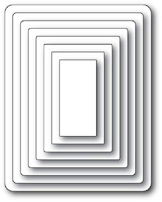 Elizabeth Craft Metal Die Fitted Rounded Rectangle 810003531629