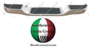 PARAURTI POSTERIORE CROMATO TOYOTA HILUX 98/>00