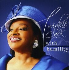 Twinkie Clark - With Humility [New CD]