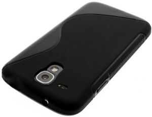 For Samsung i8190 /i8190N Galaxy S3 mini Case Cover Slim S-Line Silicone TPU Gel