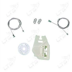 droite e53 Lève Vitre Kit De Réparation Câble-Set arrière gauche POUR BMW x5
