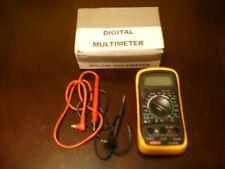 New Listingdigital Voltmeter Ammeter Ohmmeter Multimeter Ac Dc Volt Tester Meter Us Seller
