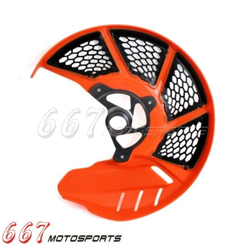 X-Brake Front Brake Disc Protection Cover For KTM 125 250 SX XC EXC 2003-2015