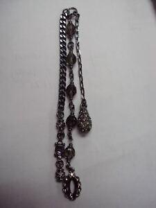 John 5 Crystal Jacket Zipper Knit Pull Silver St z0dwxqnSz