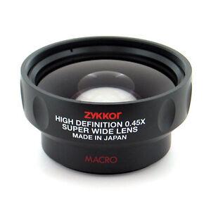 Wide-Angle-0-45x-Macro-for-AF-S-DX-Nikon-Nikkor-18-55mm-AF-S-200-400mm-lens