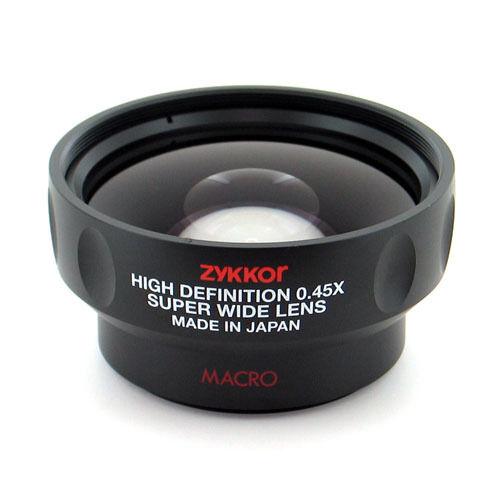 Wide Angle 0.45x Nikkor 18-55mm AF-S 200-400mm lens Macro for AF-S DX Nikon