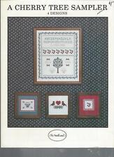 CROSS STITCH / NEEDLEPOINT -  CHERRY TREE SAMPLER - THE NEEDLE AND I - CT-L1