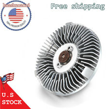 Cooling Thermal Fan Clutch 01-07 Chevrolet Silverado GMC Sierra Yukon 6.0L 8.1L