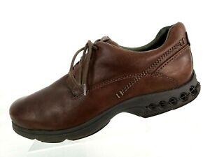 merrell molton mahogany size 10 brown leather casual men's