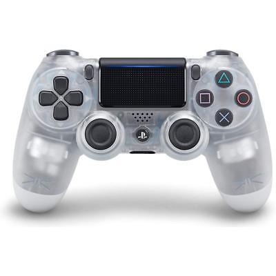 PlayStation 4 DUALSHOCK 4 Wireless Controller - Crystal