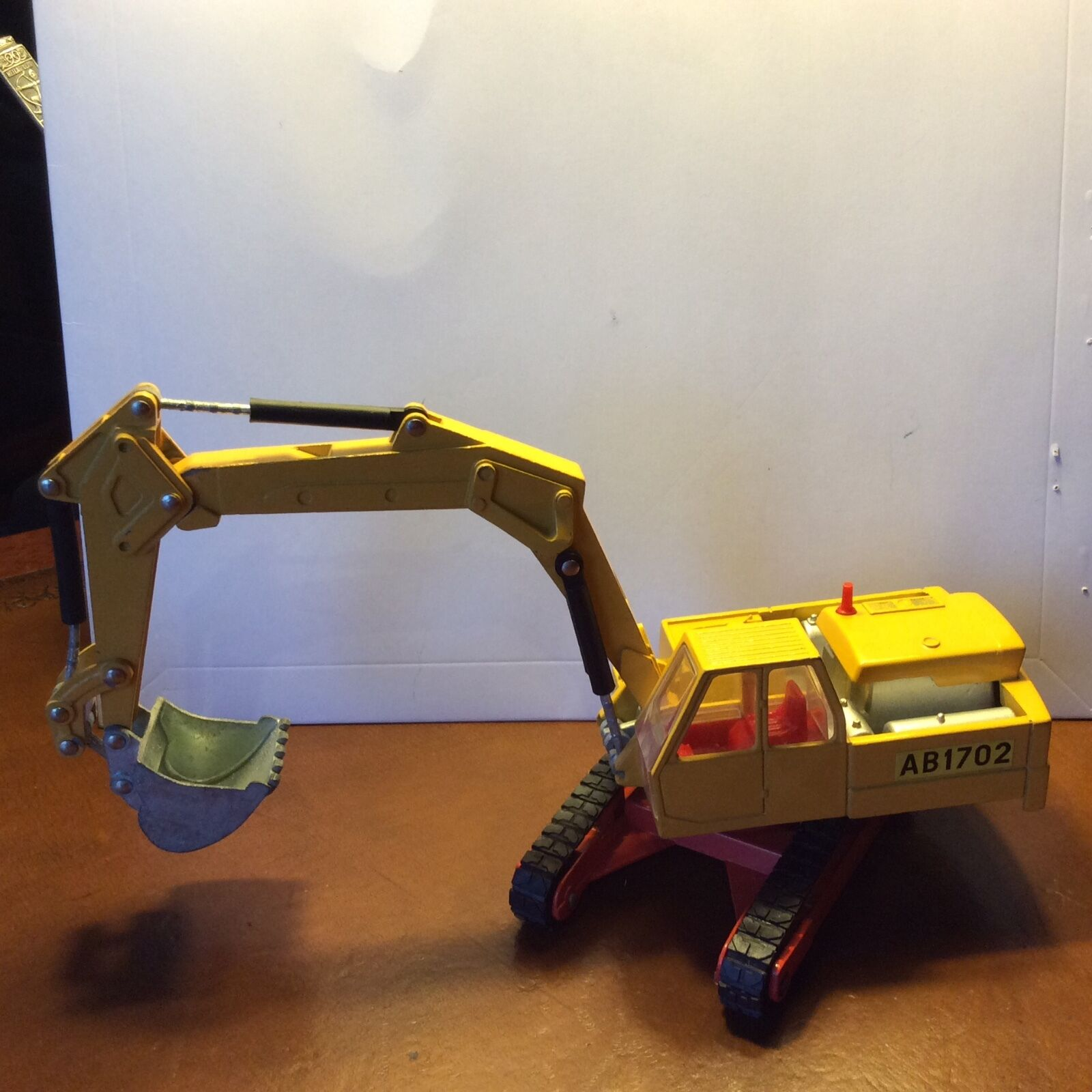 Dinky Toys Modelo N ° 984 Atlas Digger Made In Britain