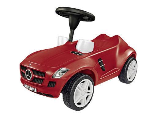 Mercedes-Benz Children's SLS Ride On Car - Opal Fire Red - BNIB
