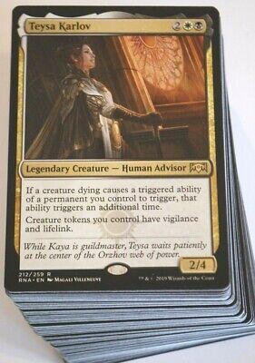 Derevi EDH Mtg Magic Cards ***Custom Commander Deck*** Tribal Birds Deck
