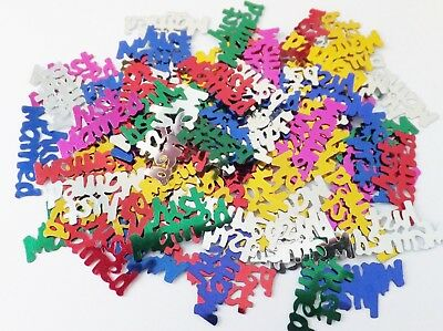 14g assorted colours Sprinkle-Decoration-Scatter Stars Table Confetti