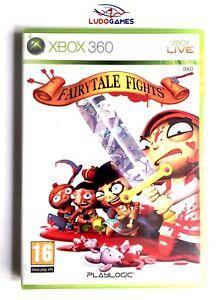 Fairy-Tale-Fights-Xbox-360-Neuf-Scelle-Retro-Scelle-Produit-Nouveau-Pal-Spa