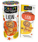 Craft Factory Lion by Parragon Books Ltd (Mixed media product, 2016)