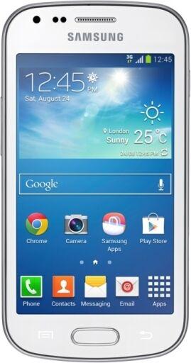 Puesto a nuevo Samsung Galaxy Trend Plus Blanco