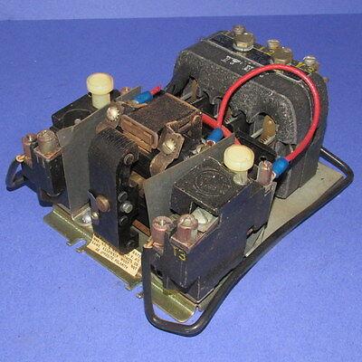 "Clark 30U30 Starter 18A 600VAC TYPE /""CYA/"" Size 0 Form /""M/"""