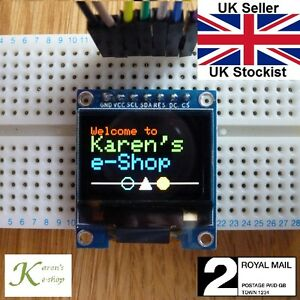 0-95-034-96x64-SPI-Full-Colour-SSD1331-OLED-LCD-Display-Module-Arduino-Raspberry-Pi
