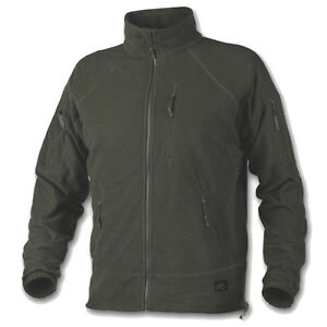 Grey Alpha Helikon Weather Cold Army Recon Tex Shadow Grid Tactical Fleece 5aOFvawq