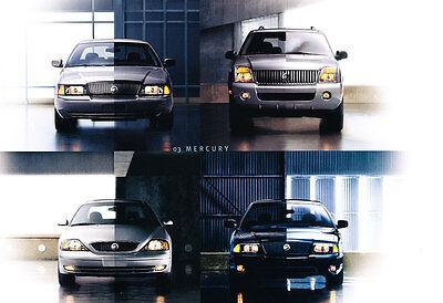 2001 MERCURY SABLE SALES BROCHURE CATALOG BOOK Auto & Motorrad ...