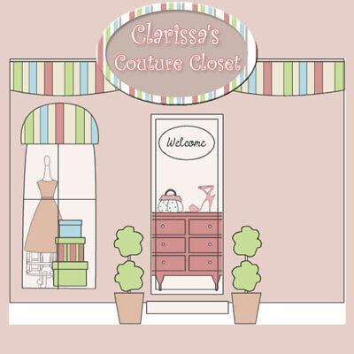 Clarissa's Couture Closet