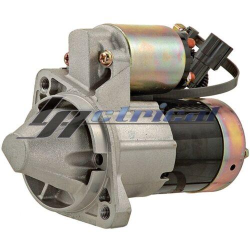100/% NEW STARTER FOR NISSAN XTERRA FRONTIER PICKUP 3.3 3.3L V6 *ONE YR WARRANTY*